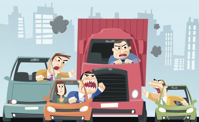10-те европейски столици с най-лош трафик