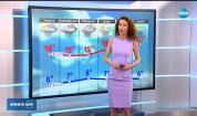 Прогноза за времето (07.04.2019 - обедна емисия)