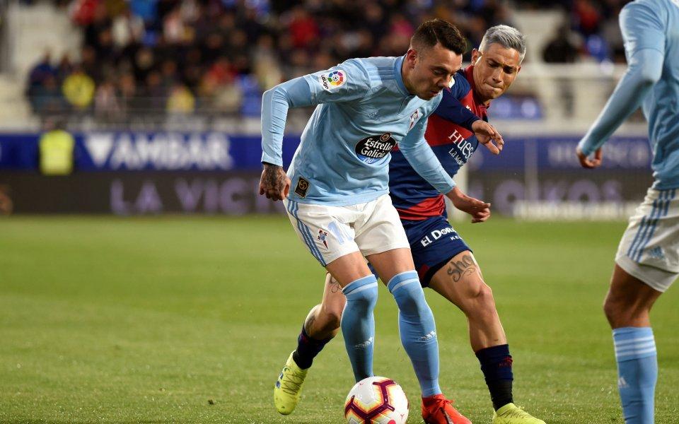 Битката за спасение в Ла Лига става все по-тежка