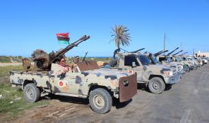САЩ избягаха от Либия, какво прави Русия там