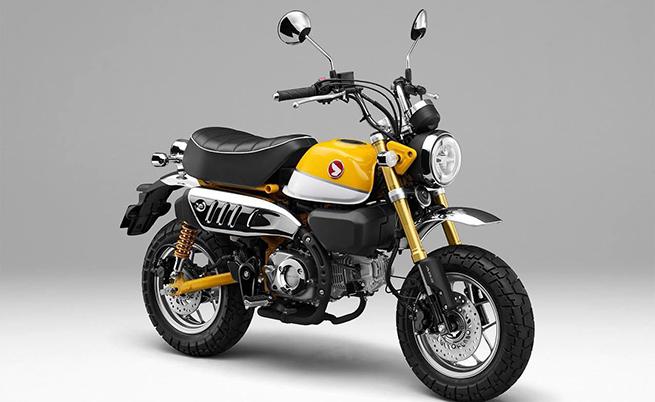 Honda Z125MAK Monkey - една от възможните награди, които ще бъдат изтеглени на 14 април от 18 ч.