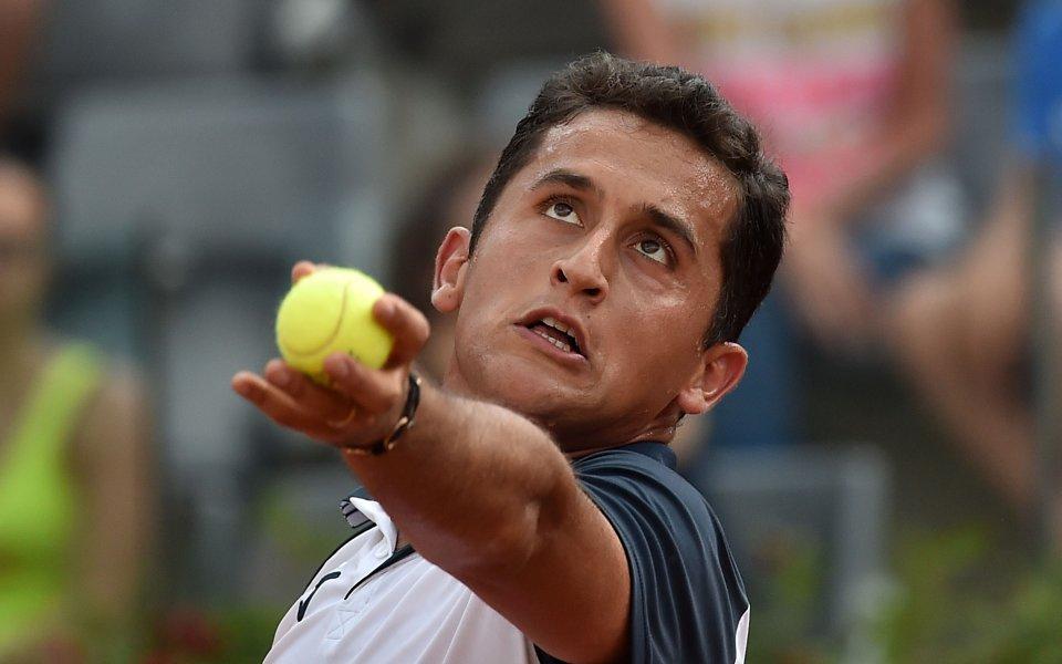 Николас Алмагро избра Мурсия за край на кариерата си