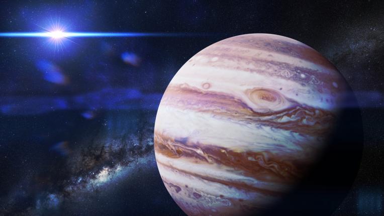 планети космос юпитер
