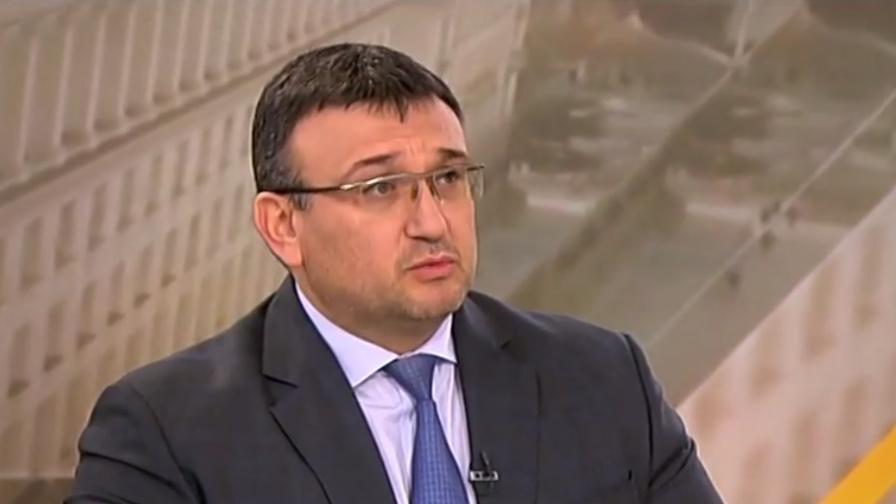 <p>Маринов обясни за КПКОНПИ и проверките на властта</p>