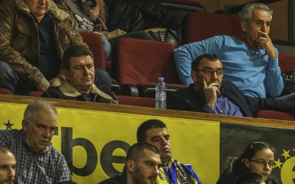 Стойков: Левски Лукойл е трън на много хора, няма да оставим нещата така
