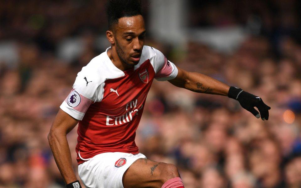 Икарди отказал категорично на Арсенал, Обамеянг засега остава при лондончани