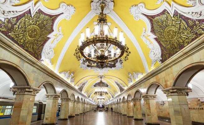 Какво най-често забравят московчаните в метрото