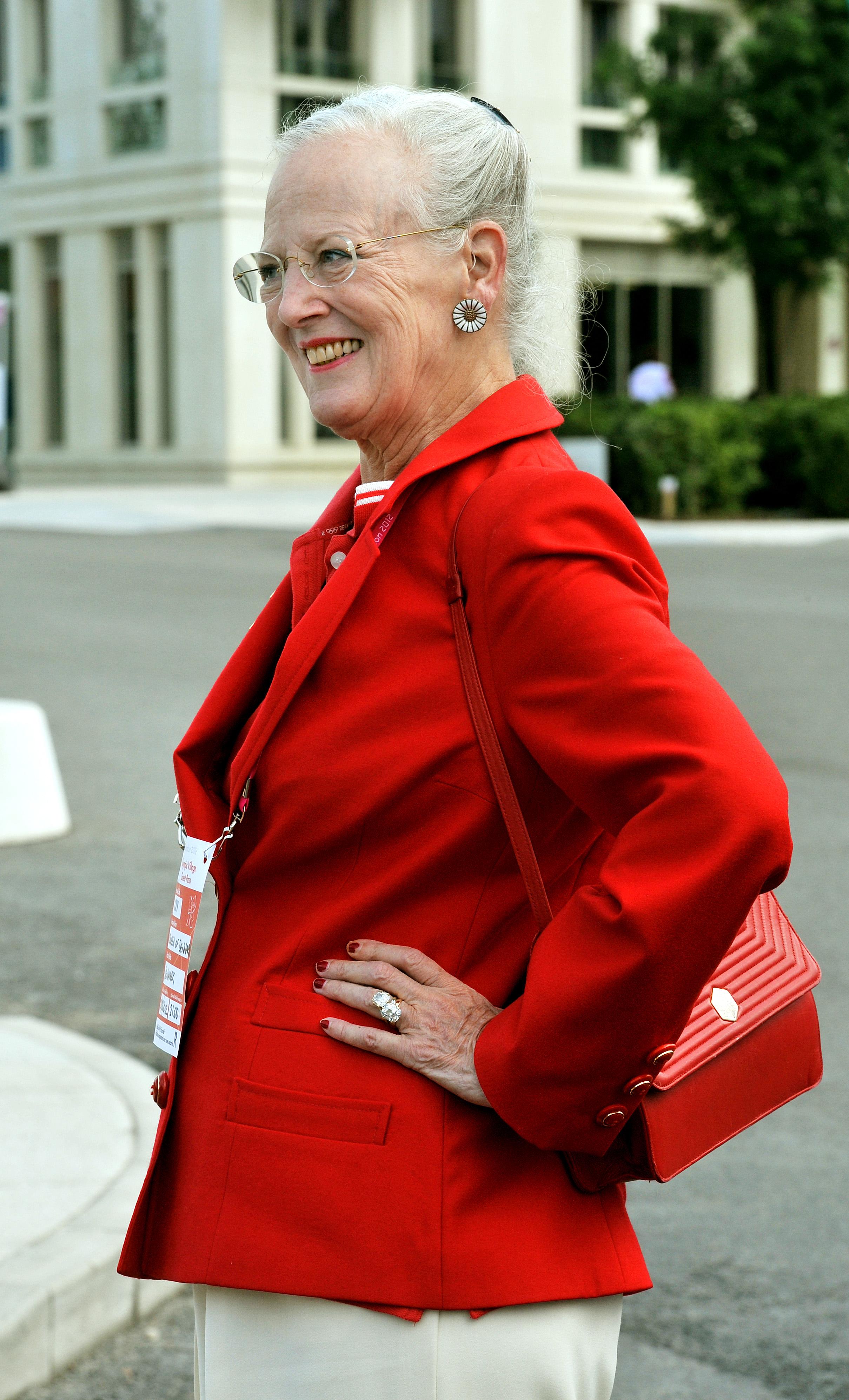 Кралица Маргрете действа и като сценограф и дизайнер на костюми към Кралския датски балет.