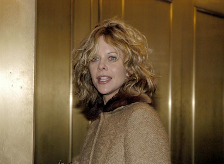 <p>Мег Райън през 2002</p>