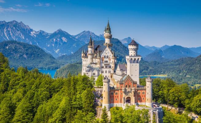Нойшванщайн: Истински замък от приказките