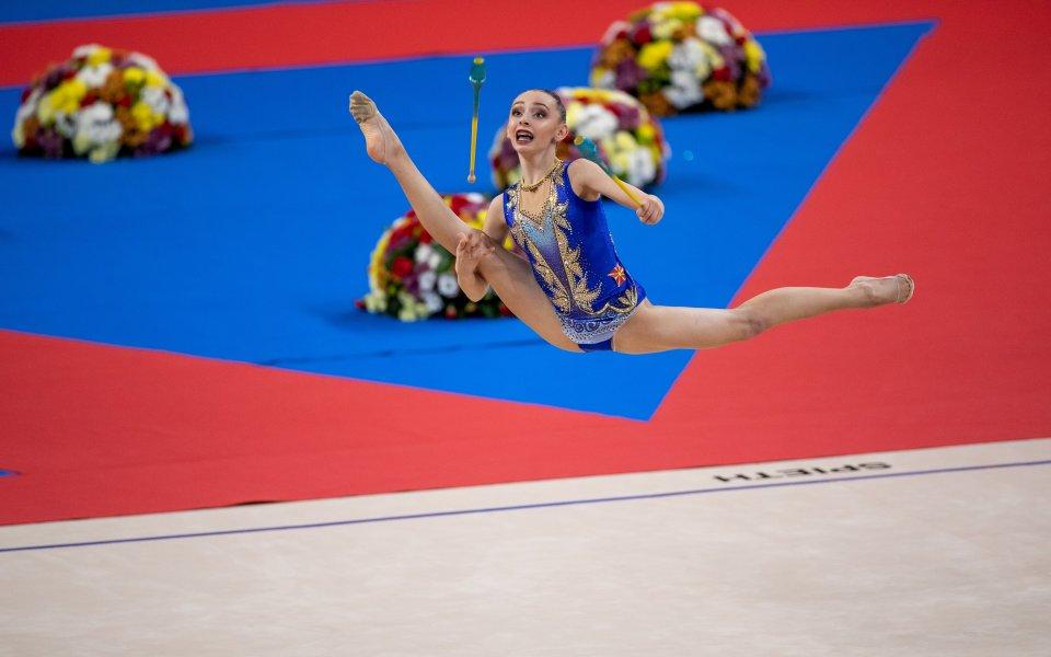 Перник ще бъде домакин на втори турнир по художествена гимнастика