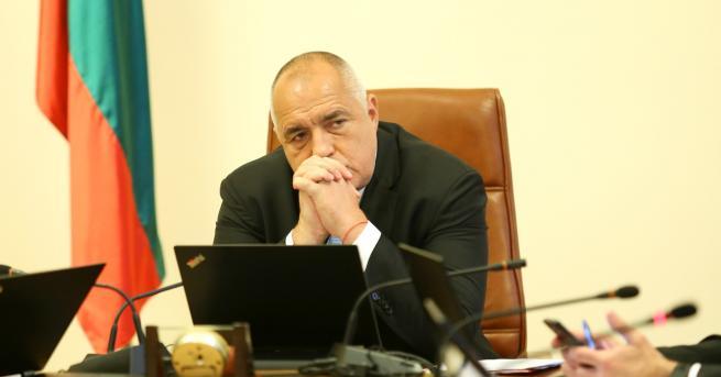 България Борисов: Срамувам се от това, което направихме последния месец