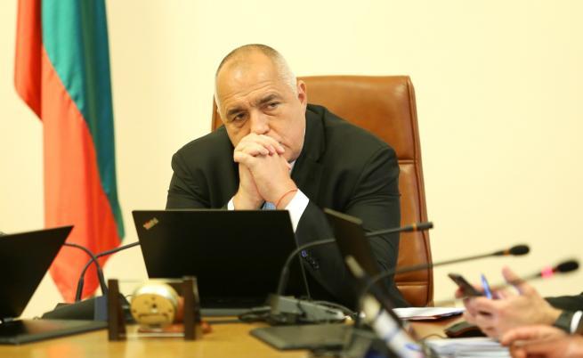 Борисов: Листата на БСП е шпионин-Държавна сигурност