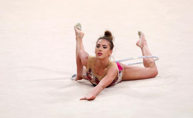 Три сребърни медала за Катрин Тасева в последния ден от Световната купа по художествена гимнастика