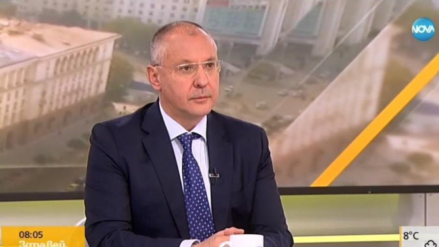 Сергей Станишев, президент на ПЕС