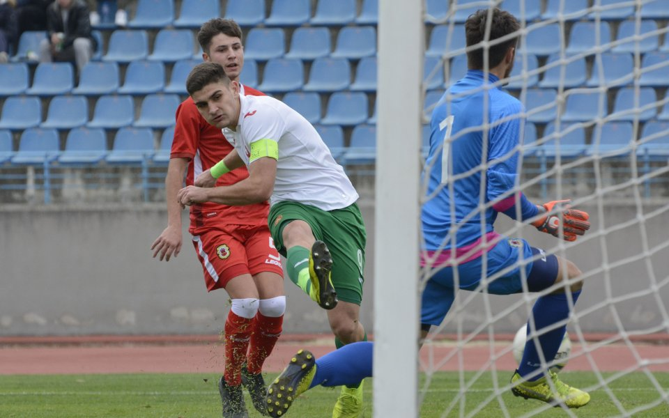 Български талант пак блести силно в Англия