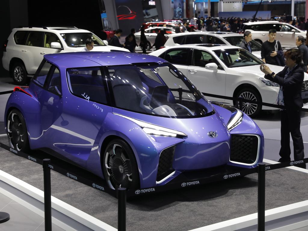 Toyota Rhombus