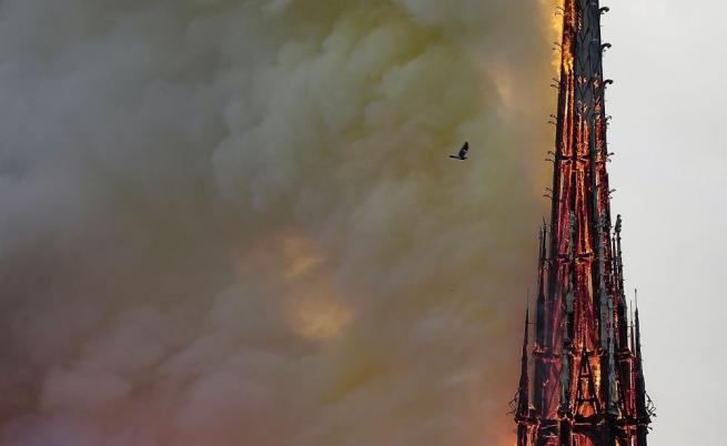 Какво следва след пожара в