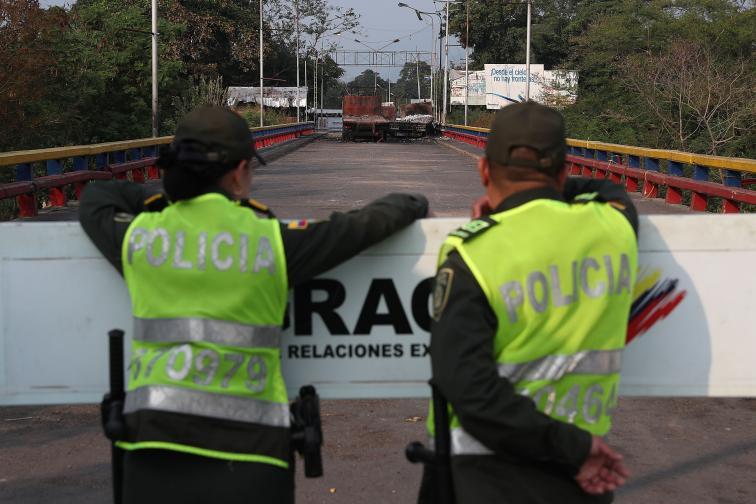 венецуела граница