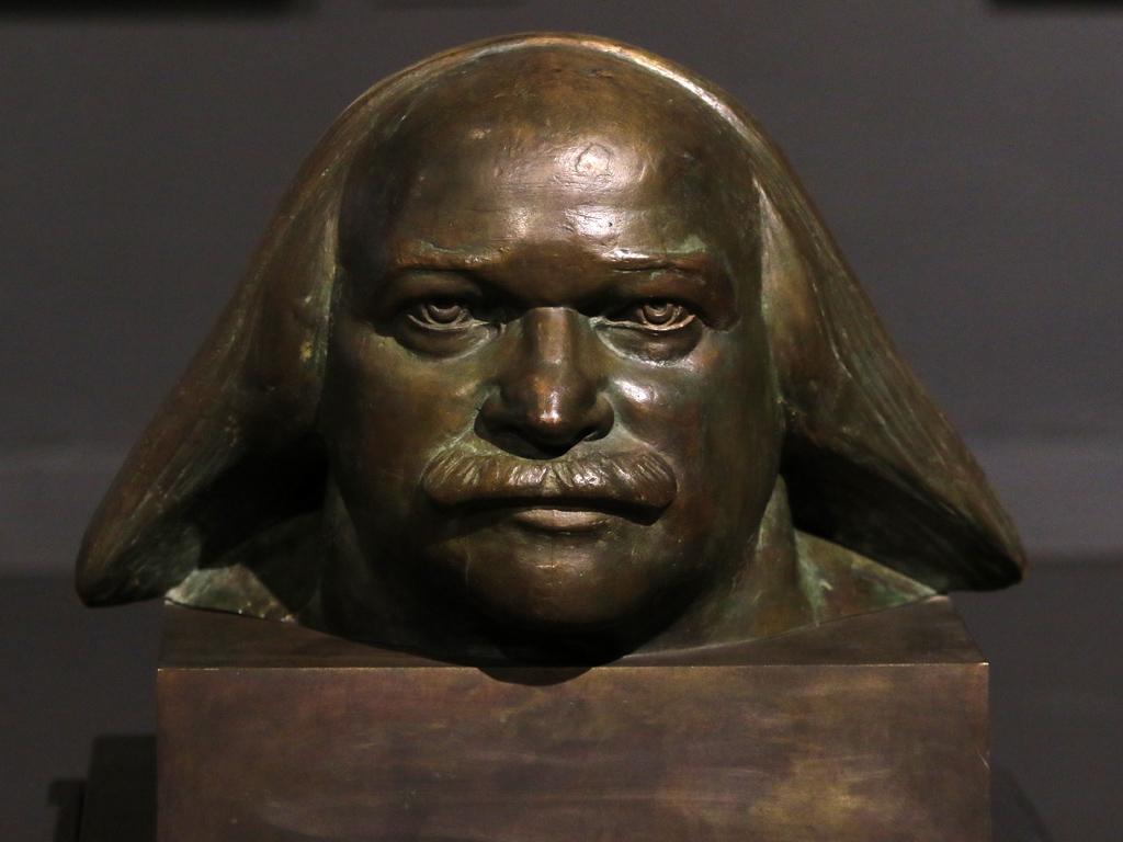 Павел Койчев, портрет на Боян Радев