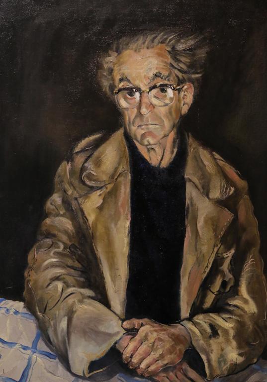 Андрей Даниел, Портрет на Валери Петров 1979г.