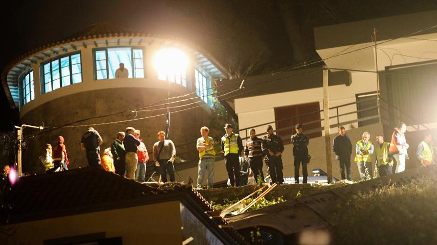 Катастрофа с автобус в Мадейра, 29 души...