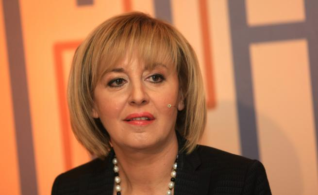Мая Манолова ще обяви кандидатурата си за кмет на 4 септември