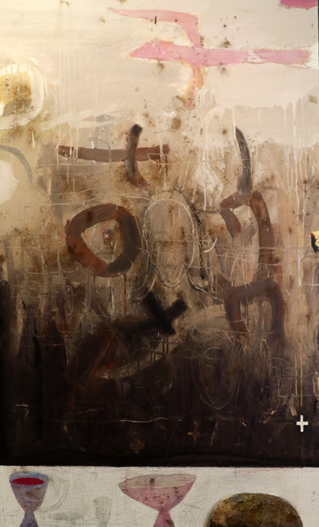 Захари Каменов Средновековни графити в параклис при Преспанското езеро