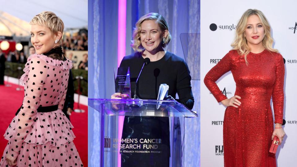 Кейт Хъдсън - романтичната принцеса на Холивуд става на 40!