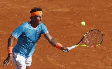 Надал след победата над Григор: В първия сет се игра висококачествен тенис