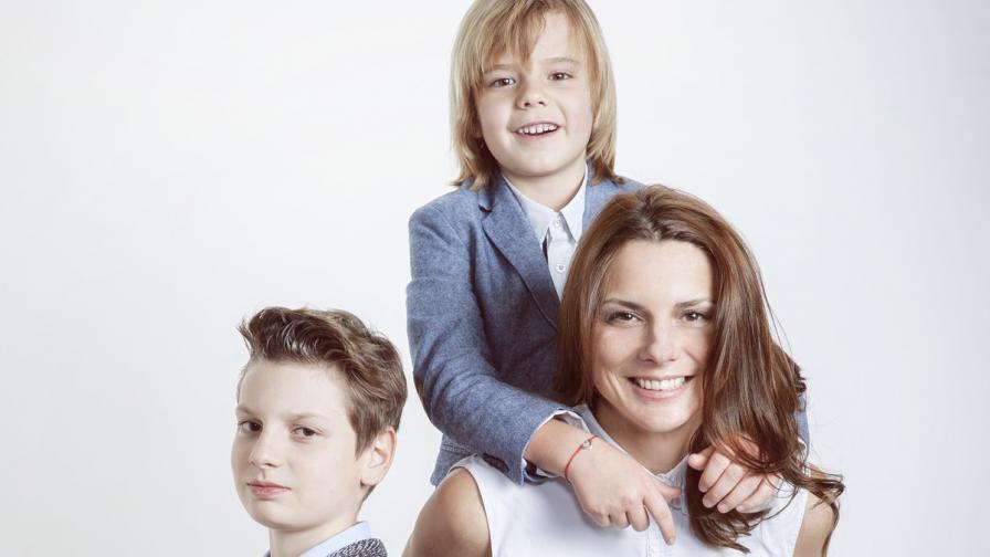 """Христина Апостолова и Евтим Милошев: Синовете ни ще се срещнат в новите епизоди на """"Откраднат живот """""""
