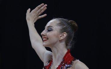 Боряна Калейн с временно второ място в Ташкент