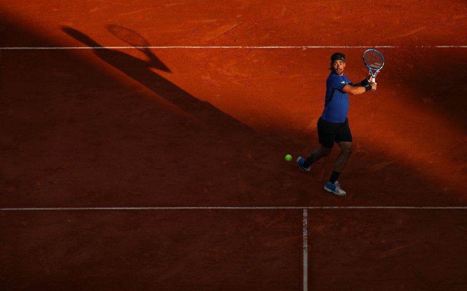 Фабио Фонини зае последното място на полуфиналите на Мастърса в