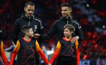 Алегри: Роналдо е бъдещето на Ювентус