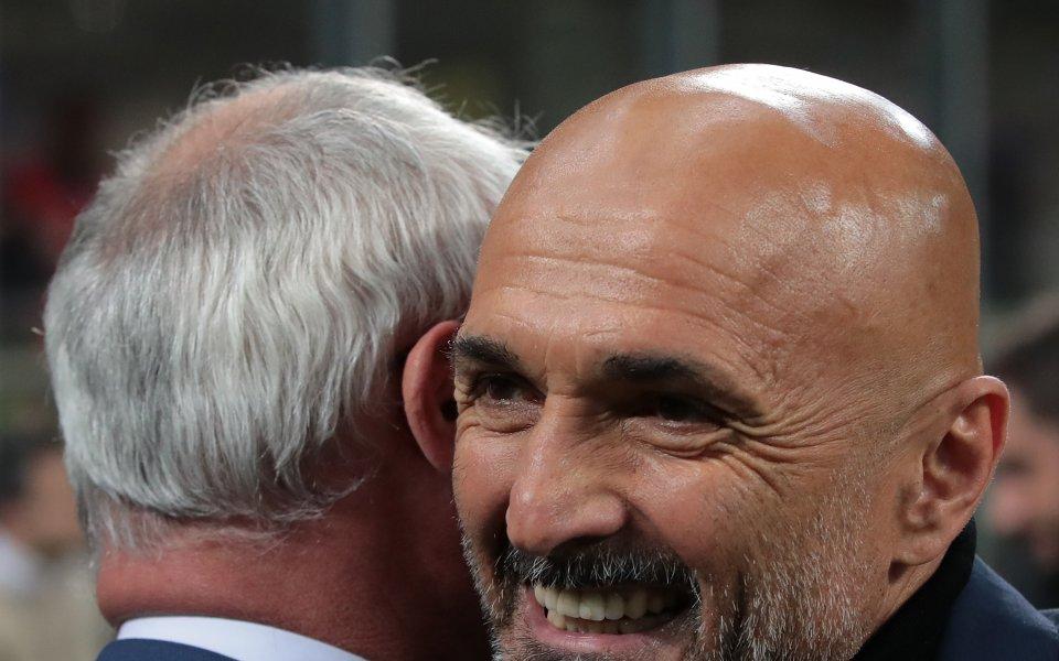 Интер плаща луди пари на Спалети при уволнение, Конте идва