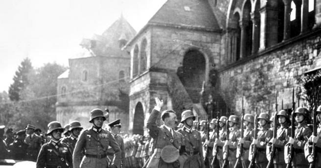 Снимка: Съдбата на генерала, близък до Хитлер, който го предаде
