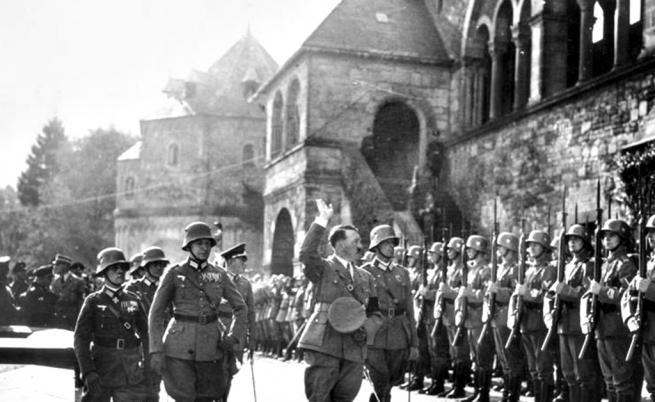 Съдбата на генерала, близък до Хитлер, който го предаде