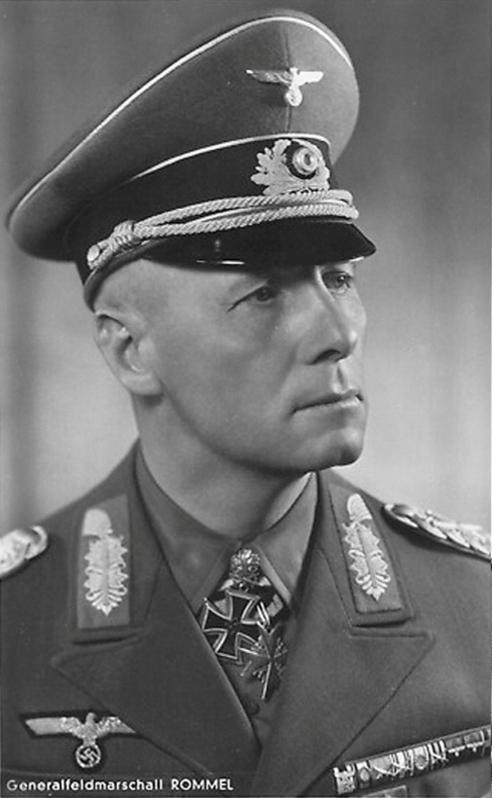 """Ервин Ромел, с прякор """"Пустинната лисица"""", остава в историята като един от """"добрите нацисти"""", опитали да убият Адолф Хитлер."""