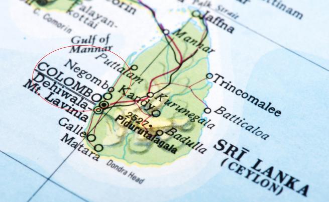 Нов взрив в Шри Ланка