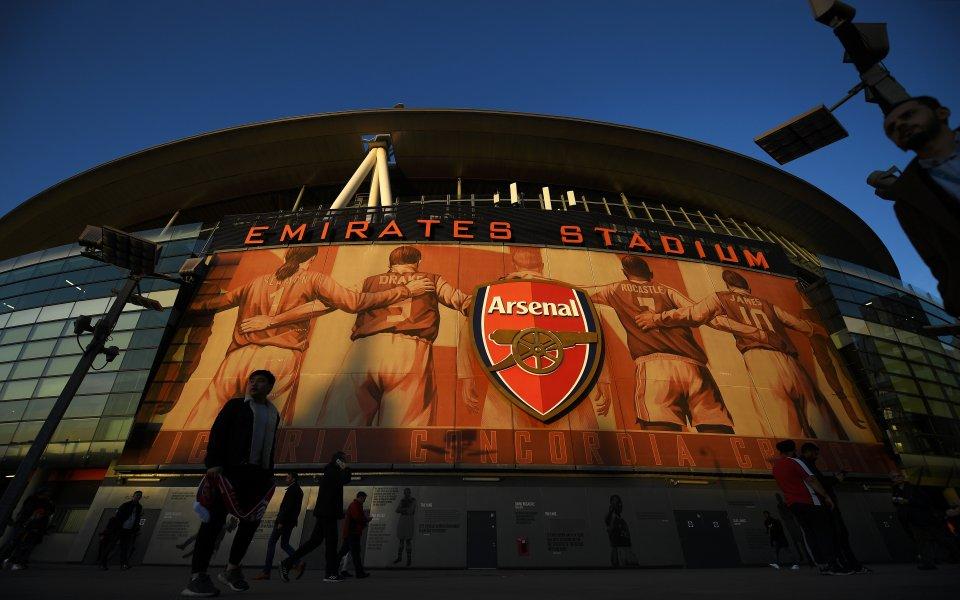 Отборите на Арсенал и Манчестър Сити се изправят един срещу