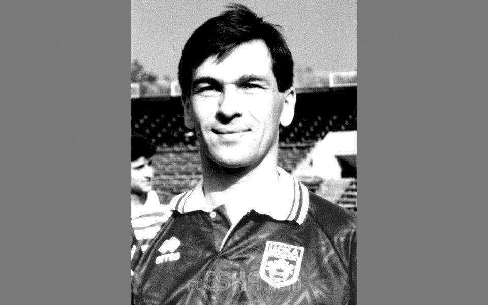 Легендата на българския футбол Христо Стоичков също отдаде почит на