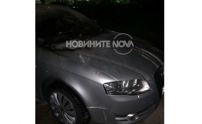 Запалиха автомобила на кмета на Козлодуй