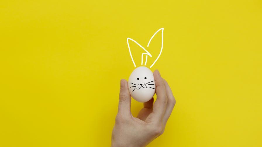 Идеи за боядисване на яйцата, с които ще...