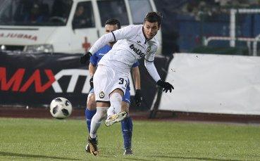 Славия разкара още един футболист