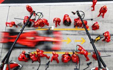 Тежки решения във Ферари преди старта в Баку