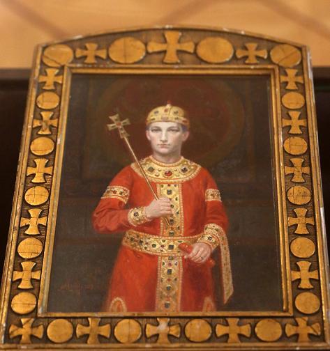 ДВОРЕЦ НАЦИОНАЛНА ГАЛЕРИЯ ХУДОЖНИЦИ ХУДОЖНИК КОЛЕКЦИОНЕР ЦАР ЦАРСКИ
