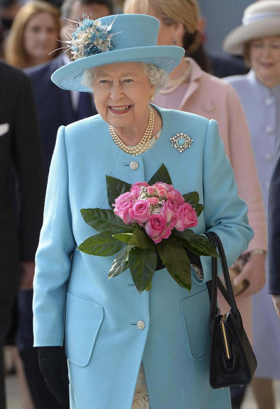 цветя кралско семейство