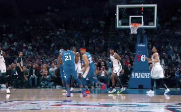 Репортаж от мачовете от плейофите на НБА от изминалата нощ