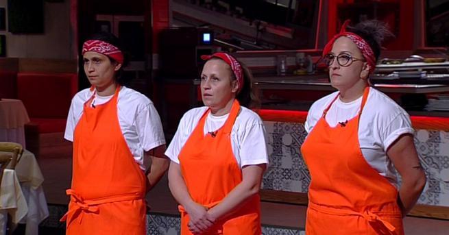 Любопитно 75% от жените, заплашени от изгонване от Hell`s Kitchen