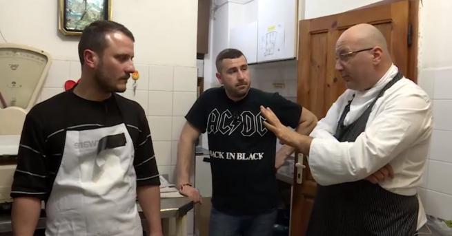 Любопитно Главен готвач се опитва да избяга в новия епизод